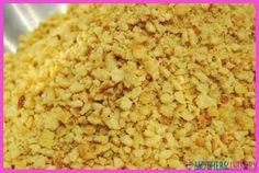 Biscuit crumbs crust - http://www.motherslibrary.com/biscuit-crumbs-crust/