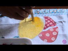 Pintura em tecido Eliane Nascimento: TRUCO DE PINTURA