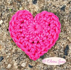 Heart Embellishment by © Elvira Jane