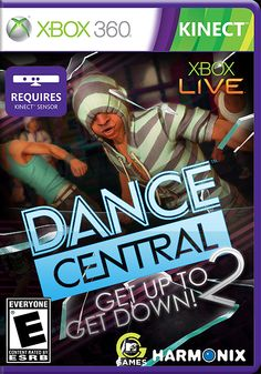 Dance Central 2 - My fave workout. #xbox #kinect
