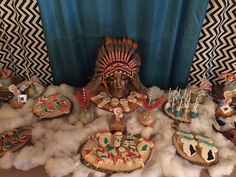 Indian Winter Baby Shower