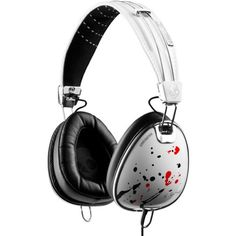 Skullcandy Roc Nation Aviator White Headphones w Microphone a9ee62b5f1ba7