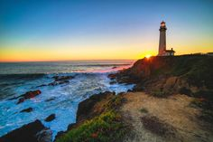 Take a road trip along California's Pacific Coast Highway for a look at some of America's most dramatic coastal vistas.