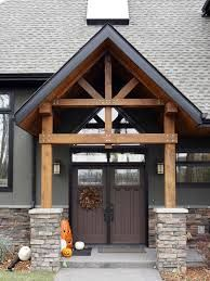 lakefront house entrance - Google Search