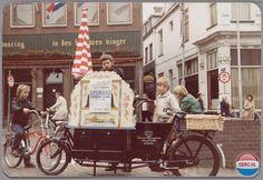 Melkmarkt Zwolle (jaartal: 1970 tot 1980) - Foto's SERC