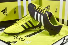 The sizzling HOT adidas 11Pro SL FG Soccer Cleats.