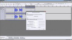 Remove background noise using Audacity - A quick and easy how-to guide for remove static, buzzing sounds, or any background noise in Audacity to make your recording sound clear. Download Audacity he...