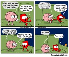 The Awkward Yeti by Nick Seluk for Oct 30, 2017 | Read Comic Strips at GoComics.com