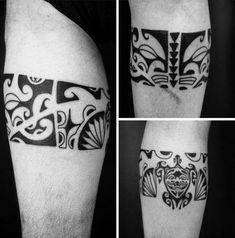 Resultado de imagem para tatuagem masculina panturrilha