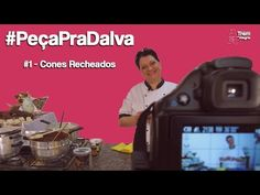 #PeçapraDalva #2 - Silvana Garbin - Bolo da Vovó: Fubá com chocolate - YouTube