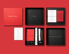Ogilvy & Mather Induction Box || Ogilvy & Mather Induction Box is a package given to all new employees. Click image for more
