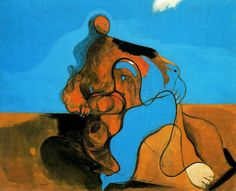 Max Ernst (1891-1976, Germany) Surrealism