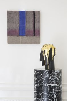 Kelly Wearstler X Sasoon Markarian & Kelly Ryan Davis - Featured at the Bergdorf Goodman Hallway