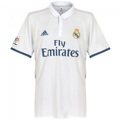 Camiseta del Real Madrid 2016-2017 Local  realmadrid Playeras De Futbol c9b1649d74565