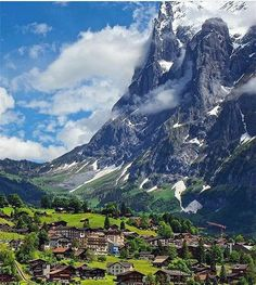 Grindelwald, Switzerland - http://specialplaces.info/grindelwald-switzerland/ Follow for more special places !