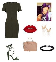 """Untitled #157"" by ttmya on Polyvore featuring Oasis, Givenchy, Miss Selfridge and Aamaya by priyanka"