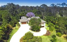 Beautiful Homes, Most Beautiful, Home Exchange, Byron Bay, Luxury Living, Stepping Stones, Luxury Homes, Gazebo, Golf Courses