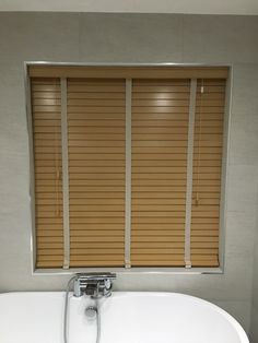 Wooden venetian blind with tapes blinds blinds blinds for E bathrooms fyshwick