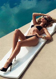 #Poolside #Harpers #Bazaar #UKRepinned by www.fashion.net