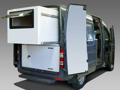 Slideout im Campingbus Reimo auf Mercedes Sprinter - http://blog.reimo.com/slideout-im-campingbus-reimo-auf-mercedes-sprinter/