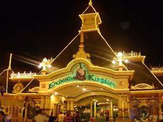 Enchanted Kingdom, Philippines. Went here once when I was little. Would like to go again one day!