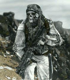 The north pole warrior