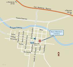 Resultados de la búsqueda de imágenes: MAPA DE CADEREYTA JIMENEZ N.L. - Yahoo Search