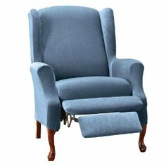 Riley High Leg Recliner by La-Z-Boy Awesome pattern | Products I Love | Pinterest | Recliner Living rooms and Room  sc 1 st  Pinterest & Riley High Leg Recliner by La-Z-Boy Awesome pattern | Products I ... islam-shia.org