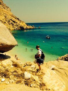 Ικαρία: ένα χωριό τρελό από χαρά   ikariamag.gr Under Construction, Water, Travel, Outdoor, Holiday, Water Water, Outdoors, Trips, Vacation