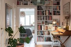 Awesome 88 Stylish Scandinavian Home Office Ideas You Were Looking. Bedroom Furniture Design, Interior Design Living Room, Living Room Designs, Design Interiors, Home Office Design, Home Office Decor, House Design, Home Decor, Office Ideas