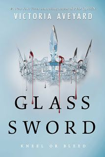 23. Glass Sword by Victoria Aveyard - 4 stars. Review: http://eaterofbooks.blogspot.com/2016/02/review-glass-sword-by-victoria-aveyard.html