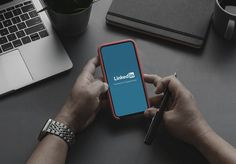 To increase the followers on your LinkedIn Business Page, it takes time, patience Marketing Tactics, Social Media Marketing, Linkedin Business, Linkedin Page, Lead Nurturing, Social Media Buttons, Business Pages, Patience, Followers