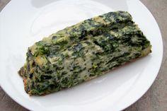 Spinach Gefilte Fish