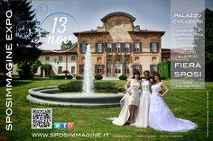 Fiera Sposi a Palazzo Colleoni Cortenuova Bg 13/11/16