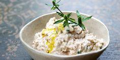 Patê de peixe com tahine | DigaMaria