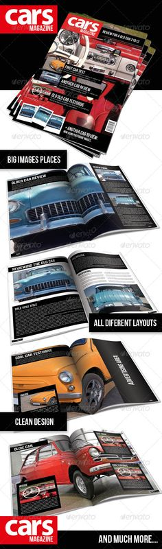 1000  images about exemples indesign on pinterest