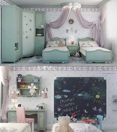 little girl's bedroom decorating ideas