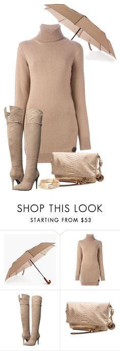 """Style it for a Rainy Day!"" by daianetavares310 ❤ liked on Polyvore featuring ShedRain, Marc Jacobs, Chinese Laundry, Michael Kors and Jessica Simpson"