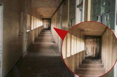 #Ghost doctor still roamed halls of shuttered #PooleHospital in newly discovered image from '90s?