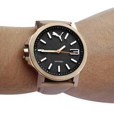 [CASAS BAHIA] Relógio Unissex Analógico Puma Bege - R$ 179,90