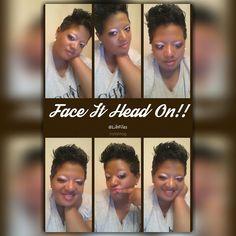 Face It Head On!