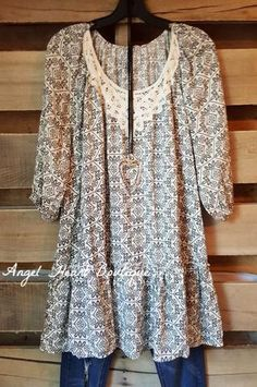 Dresses, Tunics, Babydolls | Angel Heart Boutique – Page 2