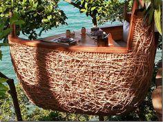 Beautiful Restaurant in Thailand  Birds Nest Restaurant