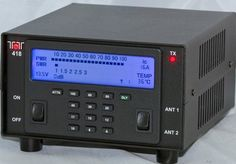 TenTec Ham Radio Amplifiers - America's Oldest Manufacture of Amateur Radio (Ham Radio) Amplifiers. Sales, Supplies, and Service