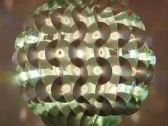 Recycled DIY: Showpiece made with Coconut Shell and Egg Cartons!!! - YouTube