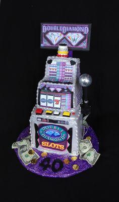 Slot machine cake ! Sweet Samantha