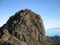 * Monte Wilhelm * É o ponto mais alto da Papua-Nova Guiné. Altitude: 4.509 m.