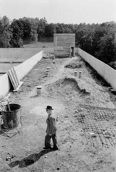 Convent of La Tourette, Éveux Le Corbusier 1959 Rene Burri