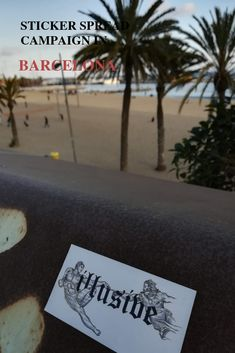 Illusive Worldwide - Art combined with today's thougts. Travel Around The World, Around The Worlds, We The People, Barcelona, Campaign, Sticker, Community, Instagram, Barcelona Spain