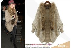 Fall and winter clothes new women knit cardigan sweater